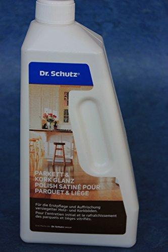 Dr.Schutz Parkett und Kork Glanz D/F (lackierte Oberflächen) 750 ml Neuware