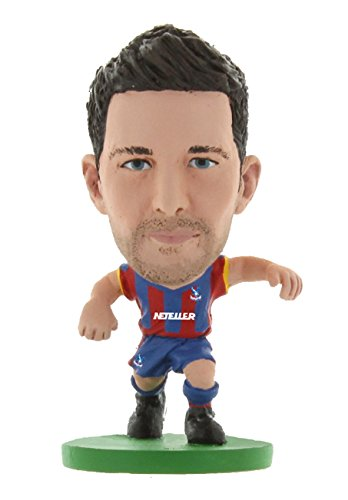 Kit SoccerStarz Crystal Palace Scott Dann Inicio
