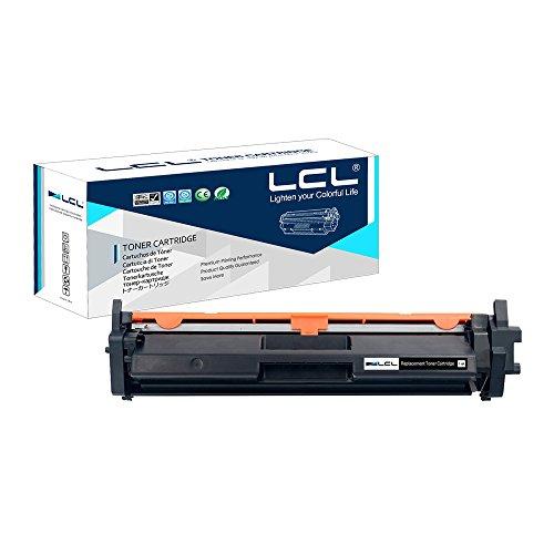 LCL Cartucho tóner Compatible 17A CF217A 1 Negro