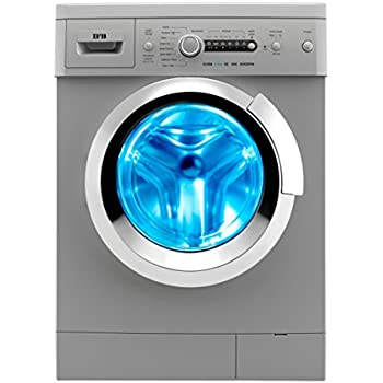 IFB 6 kg Fully-Automatic Front Loading Washing Machine (Elena Aqua SX , Silver)