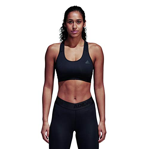 adidas Damen Sports Bra DRST Ask SPR, Black, L, CF6599