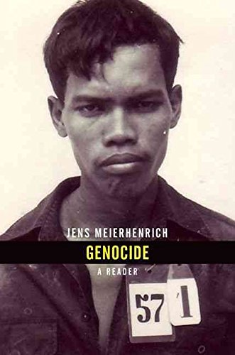 [Genocide: A Reader] (By: Jens Meierhenrich) [published: April, 2014]