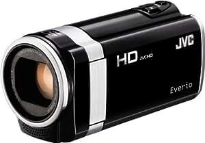 JVC GZ-HM650BEU Full HD Camcorder (SD/SDHC/SDXC Kartenslot, 8 GB interner Speicher, 40-fach optischer Zoom, 6,9 cm (2,7 Zoll) Display)