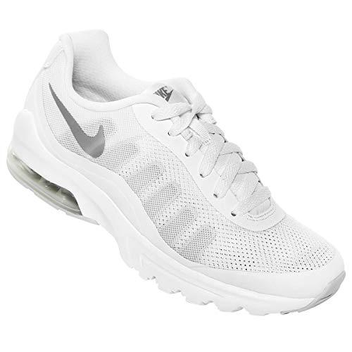 7edf77e132d Nike Wmns Air Max Invigor, Entraînement de course femme, Blanc Cassé -  Blanco (