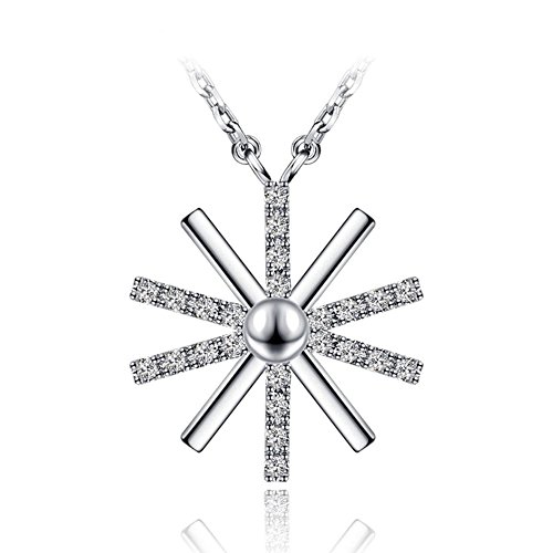 meili-catena-collar-y-clavicula-breve-simple-girasol-colgante-925-sterling-silver-925-silver