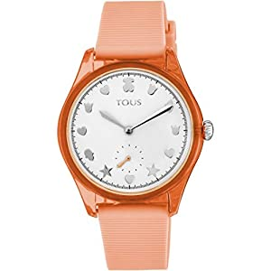Reloj Tous 900350055 Free Fresh de Acero y policarbonato con Correa de