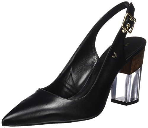 Martinelli Ibor, Zapatos Tira Tobillo Mujer, Negro