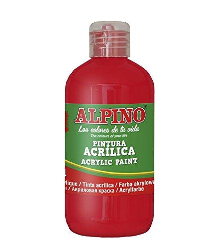 Alpino dv000024Trinkflasche Acrylfarbe ESCOLAR