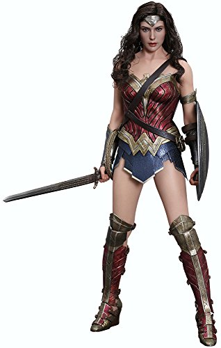 Figura Hottoys Wonder Woman Dawn Of Justice 30 Cm