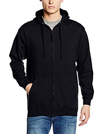 Just Hoods by AWDis Zoodie, Cappuccio Uomo, Blu (New French Navy), Small