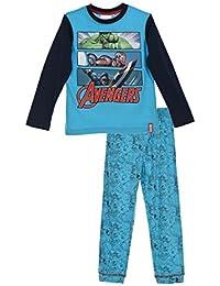 Avengers Pijama con Dibujos de algodón