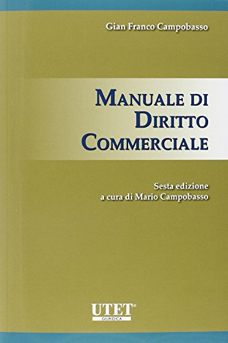 Manuale di diritto commerciale Manuale di diritto commerciale 41aeh6GB2TL