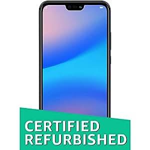 (Certified REFURBISHED) Huawei P20 Lite (Midnight Black)