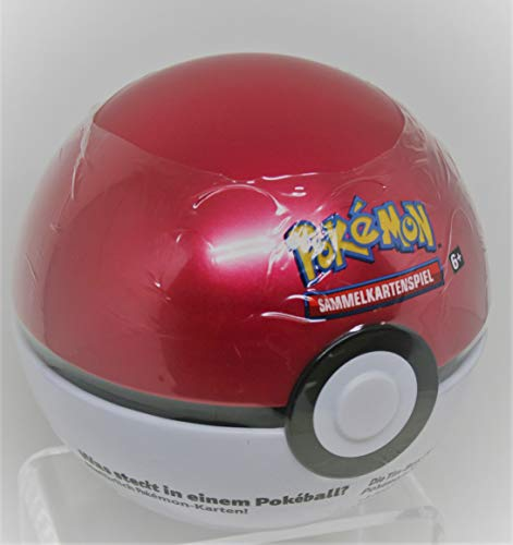 collect-it Unbekannt Pokemon - 1x Poke Ball Tin - Deutsch