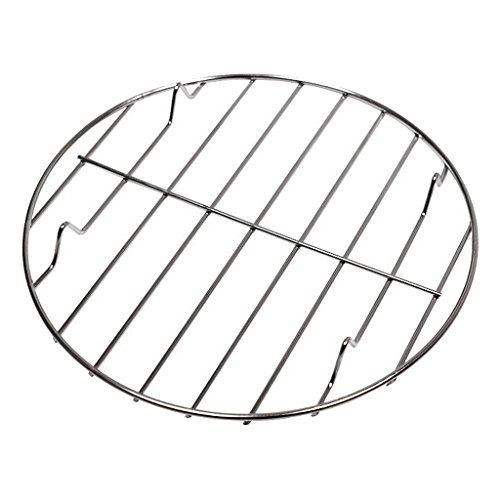 MagiDeal Universal Rund Grill Regal Rack für Backen Kuchen - 20 cm - 1 Universal-regal