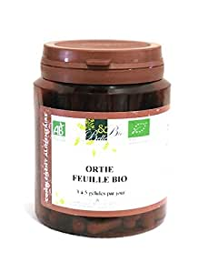 BELLE ET BIO - Ortie Feuille bio - 200 Gélules