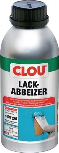 Clou Lack-Abbeizer 0,500 L