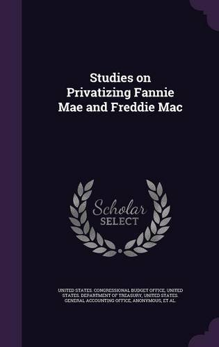 studies-on-privatizing-fannie-mae-and-freddie-mac