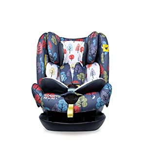 Cosatto CT4239 All in All + Group 0+123 Car Seat Harewood 8.9 kg   14