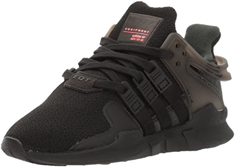 adidas originaux garçons adv « eqt soutien adv garçons c basket noir / blanc, 11 m petit f55bb2