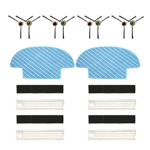 Ersatzteile Borste Seitenbürste Mopp Für Ecovacs Slim Slim 2 Kehrmaschinen
