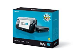Nintendo Wii U Premium Pack