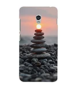 Vizagbeats seven stones Back Case Cover for Lenovo Vibe P1