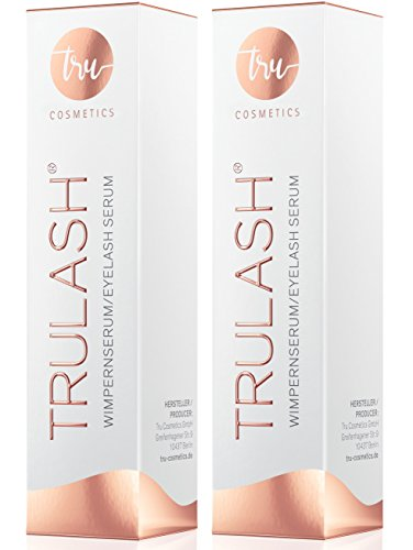 TRULASH - Wimpernserum, Doppelpack (2 x 3ml)