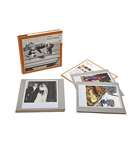 Álbum Del Amor Timeslide: Actividad reminiscente de cartas diseñado para personas ancianas con Demencia / Alzheimer's, por Active Minds®