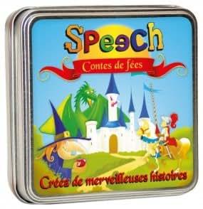 Cocktail Games - Speech : Contes de Fées