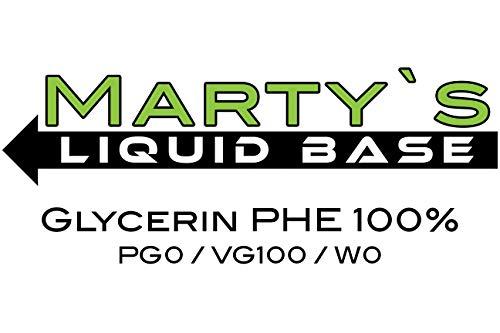 Glycerin PHE 100{d94999b2bd648ec7714ac1f5936fdadb533be6d14f262d201cc1e1a834bb0ddb} Liquid Base 1000 ml Wien