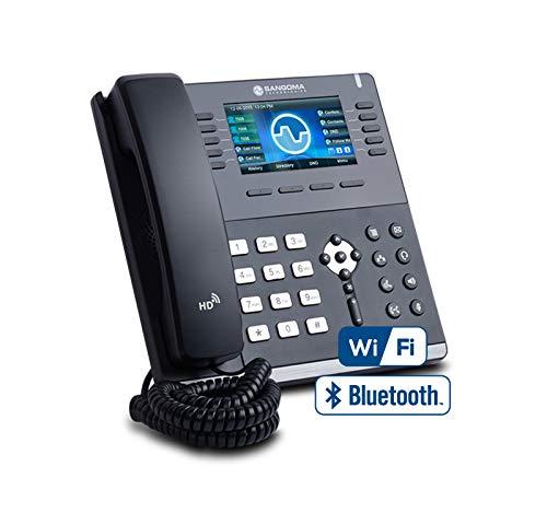 Sangoma S705 IP Telefon SIP PoE Gigabit Message Waiting Indicator