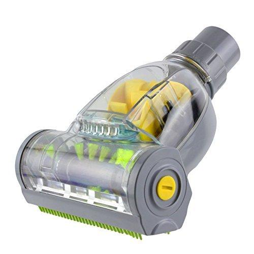 Spares2go Turbobürste Universal Mini Bodendüse für alle Fabrikate von Staubsauger (32 mm)