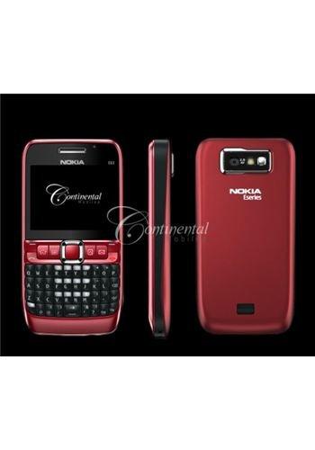 nokia-e63-red-platinum