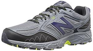 New Balance - Herren 510v3 Trail-Schuhe, EUR: 40 EUR - Width D, Grey/Navy