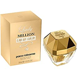 Paco Rabanne Lady Million Eau My Gold! Eau de Toilette 30 ml