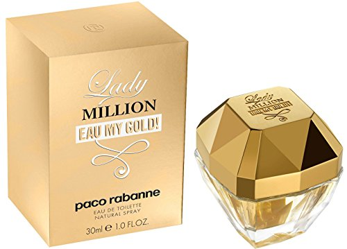 PACO RABANNE Lady Million Eau my Gold 30 ml