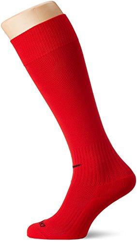 Nike U NK Classic II Cush otc-team Unisex Socken, Mehrfarbig (University Red / Black), M
