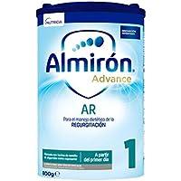 Almirón 5391522472860 Advance AR 1 Leche de Fórmula Anti-Regurgitación en Polvo a Partir del Primer Día - 800 g