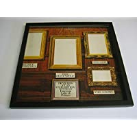 """Emerson Lake & Palmer - Pictures At An Exhibition (F) - Wall Framed 12"""" Vinyl Record Sleeve"""