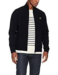 Lyle & Scott Zip Through Funnel Neck Soft Shell, Chaqueta para Hombre