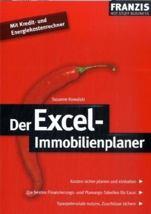 Der Excel- Immobilienplaner (Hot Stuff)