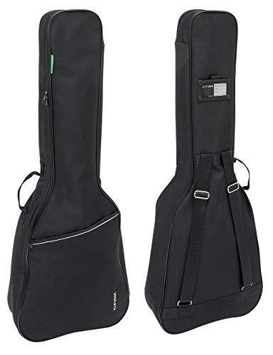 GEWA GigBag für Westerngitarren, reißfest und wassergeschützt, 5mm High Density Polsterung