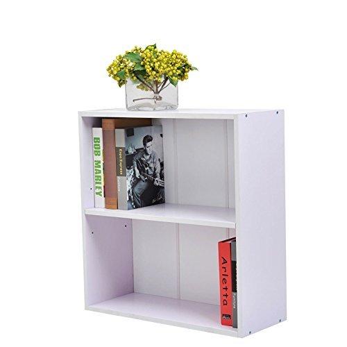 Outsunny - Libreria Mobile per Archiviazione con