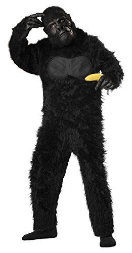 California Costumes Gorilla Kids Costume, Small, Black
