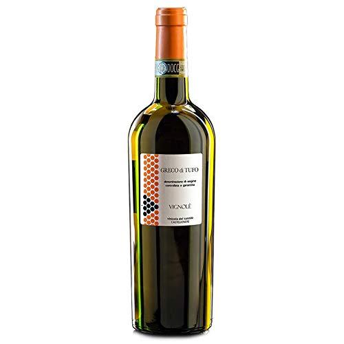 Vino Greco di Tufo D.O.C.G. VIGNOLÈ bianco - Vinicola del Sannio