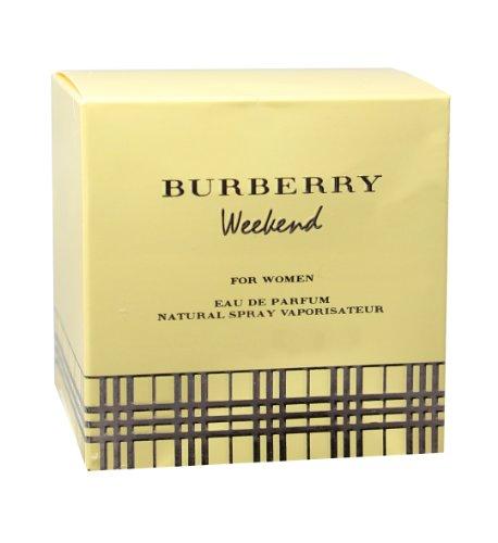 Burberry Weekend femme / woman, Eau de Parfum, Vaporisateur / Spray 50 ml, 1er Pack (1 x 50 ml)