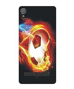 Techno Gadgets back Cover for Intex Aqua Ace 2