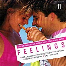 Feelings 11 (CD Compilation, German Import, 16 Tracks, incl. New York Eyes, Your Love Is King, You Don't Have To Cry, Broken Wings etc.)