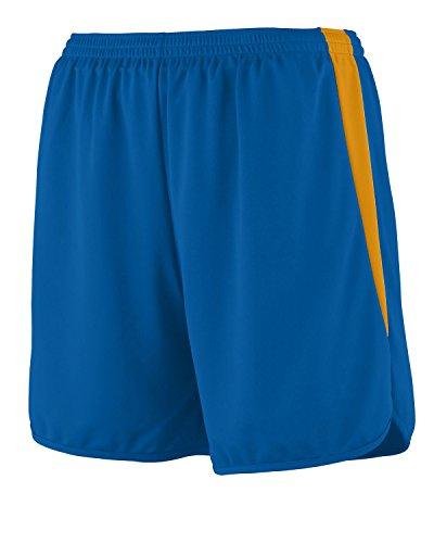 Augusta Sportwear -  Pantaloncini  - Uomo Royal/Gold